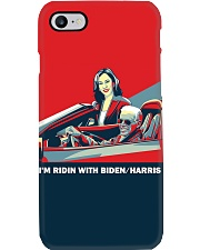 Riding with sticker Phone Case thumbnail