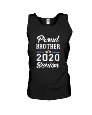 Brother Proud Family of 2020 Senior Unisex Tank thumbnail