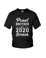 Brother Proud Family of 2020 Senior Youth T-Shirt thumbnail