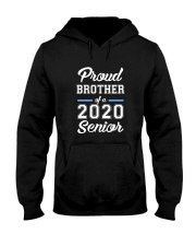 Brother Proud Family of 2020 Senior Hooded Sweatshirt thumbnail