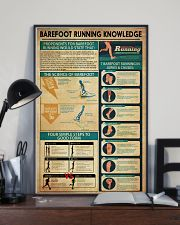 Barefoot Running Knowledge 11x17 Poster lifestyle-poster-2