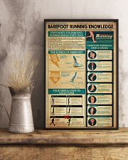 Barefoot Running Knowledge 11x17 Poster lifestyle-poster-3