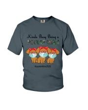 Poodle Kinda Busy Being a Corgi Mom Youth T-Shirt thumbnail