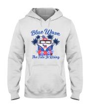 The tide rising Hooded Sweatshirt thumbnail