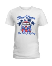The tide rising Ladies T-Shirt thumbnail