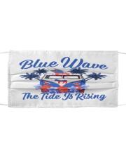 The tide rising Cloth face mask thumbnail