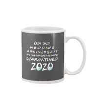 3rd Wedding anniversary Mug thumbnail