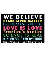 Black Lives Matter 17x11 Poster front