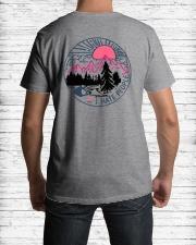 Camping Flamingo Eff you see kay Classic T-Shirt lifestyle-mens-crewneck-back-1