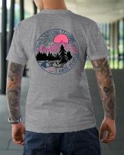 Camping Flamingo Eff you see kay Classic T-Shirt lifestyle-mens-crewneck-back-3