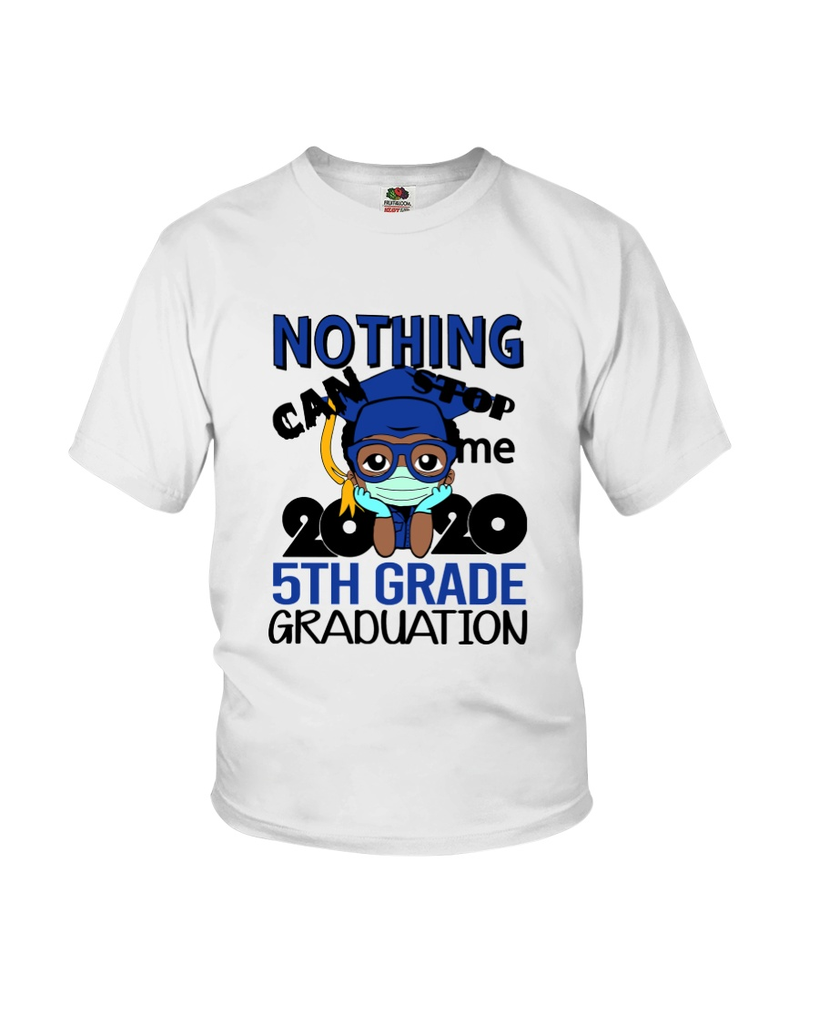 Boy 5th grade Nothing Stop Youth T-Shirt