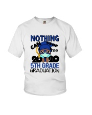 Boy 5th grade Nothing Stop Youth T-Shirt front