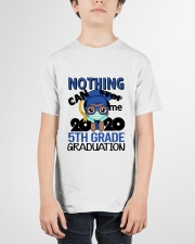 Boy 5th grade Nothing Stop Youth T-Shirt garment-youth-tshirt-front-01