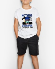Boy 5th grade Nothing Stop Youth T-Shirt lifestyle-youth-tshirt-front-1