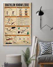 Biathlon Knowledge 11x17 Poster lifestyle-poster-1