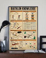 Biathlon Knowledge 11x17 Poster lifestyle-poster-2