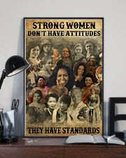 Strong Women poster 11x17 Poster lifestyle-poster-2
