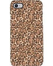 RBG leopard dress Phone Case thumbnail