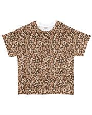 RBG leopard dress All-over T-Shirt thumbnail