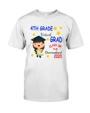 4th grade Virtual grad Classic T-Shirt thumbnail