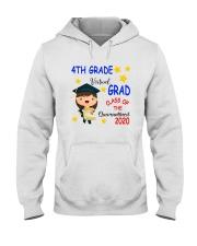 4th grade Virtual grad Hooded Sweatshirt thumbnail