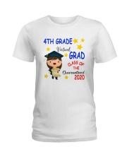 4th grade Virtual grad Ladies T-Shirt thumbnail