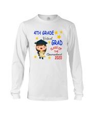 4th grade Virtual grad Long Sleeve Tee thumbnail