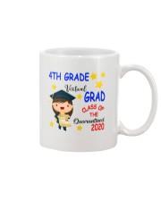 4th grade Virtual grad Mug thumbnail