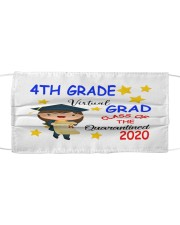 4th grade Virtual grad Cloth face mask thumbnail