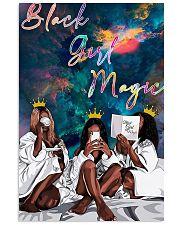 Black Girl Magic 11x17 Poster front