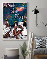 Black Girl Magic 11x17 Poster lifestyle-poster-1