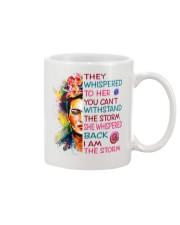 Frida Kahlo they whispered Mug thumbnail