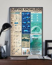 Surfing Knowledge  11x17 Poster lifestyle-poster-2