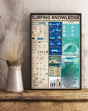 Surfing Knowledge  11x17 Poster lifestyle-poster-3