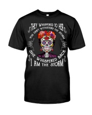 Frida Kahlo whispered mandala Classic T-Shirt thumbnail