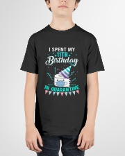 11th Spent birthday Youth T-Shirt garment-youth-tshirt-front-01