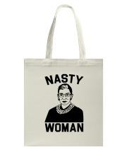 RBG nasty woman pattern Tote Bag thumbnail