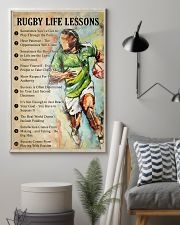 Rugby Life lessons 11x17 Poster lifestyle-poster-1