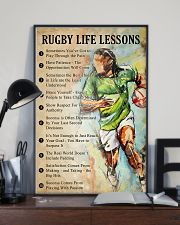 Rugby Life lessons 11x17 Poster lifestyle-poster-2