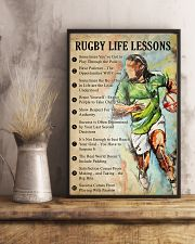 Rugby Life lessons 11x17 Poster lifestyle-poster-3