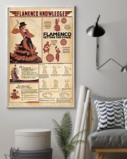 Flamenco knowledge 11x17 Poster lifestyle-poster-1