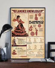 Flamenco knowledge 11x17 Poster lifestyle-poster-2