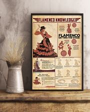 Flamenco knowledge 11x17 Poster lifestyle-poster-3