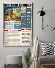 Wakesurfing Knowledge 11x17 Poster lifestyle-poster-1