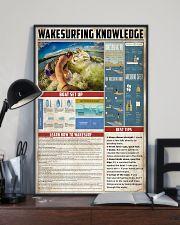 Wakesurfing Knowledge 11x17 Poster lifestyle-poster-2