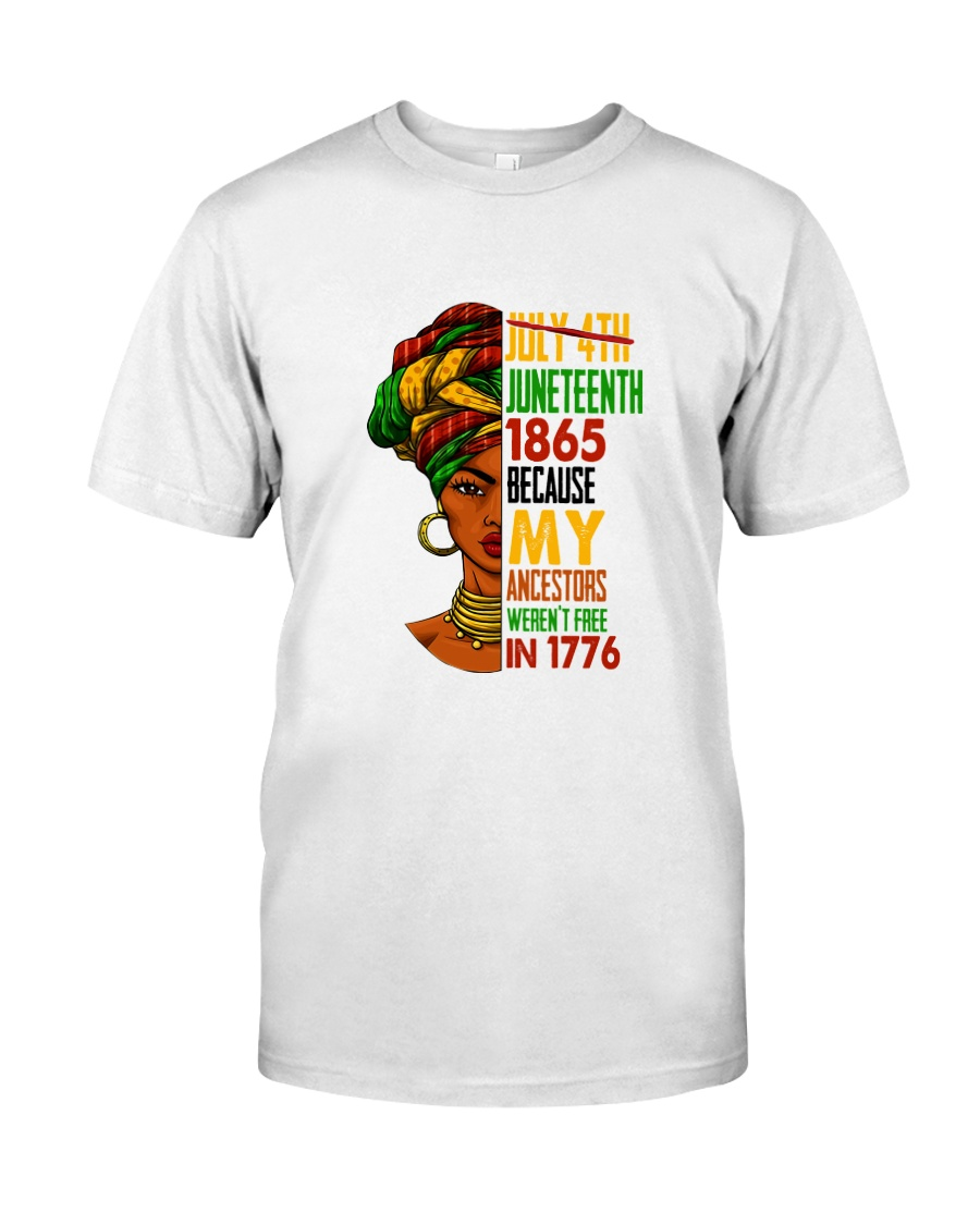 Woman Juneteenth Day 2 Classic T-Shirt