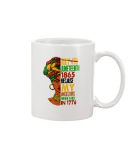 Woman Juneteenth Day 2 Mug thumbnail