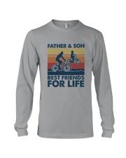 Cycling Dad Son Long Sleeve Tee thumbnail