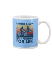 Cycling Dad Son Mug thumbnail