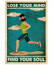 Running Lose Your Mind 11x17 Poster front